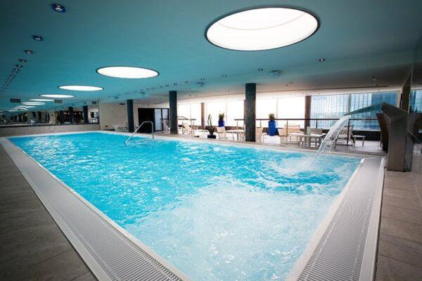 Open Sky Spa Pool