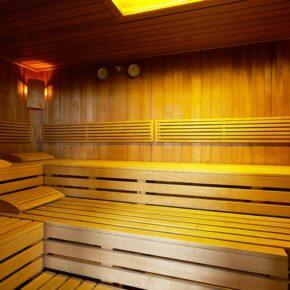 Open Sky Spa Sauna