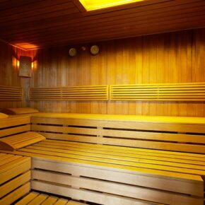 Open Sky Spa Sauna