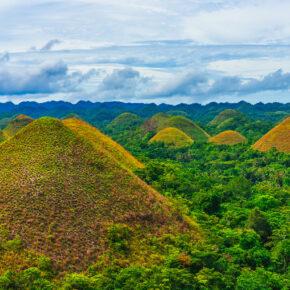 Abenteuer Philippinen: 15 Tage mit Unterkunft & Flug nur 511€