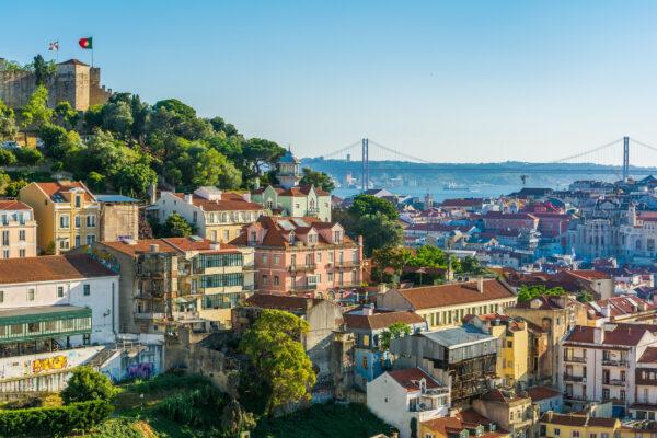 Portugal Lissabon Hang