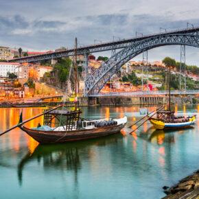 Kurztrip nach Portgual: 3 Tage Porto mit toller Boutique-Unterkunft & Flug nur 86€