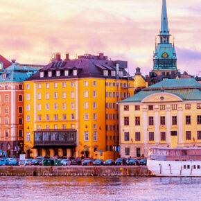 Wochenendtrip: 3 Tage Stockholm im TOP Design-Hostel inkl. Flug nur 63€