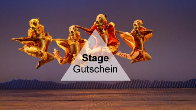 Stage Gutschein