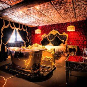 Luxus-Trip: 2 Tage nahe London mit extravagantem 5* Hotel, Frühstück, Champagner & Dinner für 154€