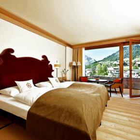 Travel Charme Ifen Hotel Zimmer