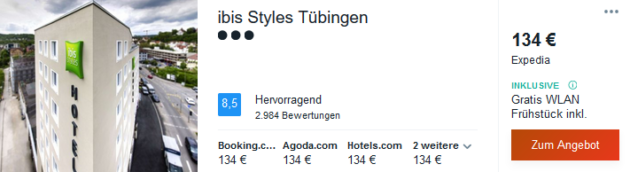 2 Tage Tübingen