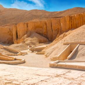 Ägypten Luxor Tal der Könige