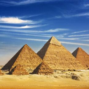 Ägypten Pyramiden Gizeh