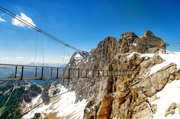 Österreich Dachstein Skywalk