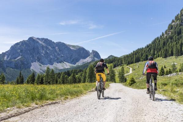 Österreich Kärnten Fahrrad