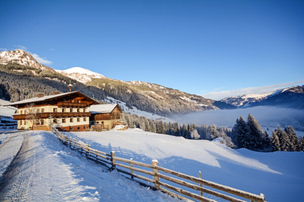 Österreich Kärnten Schnee
