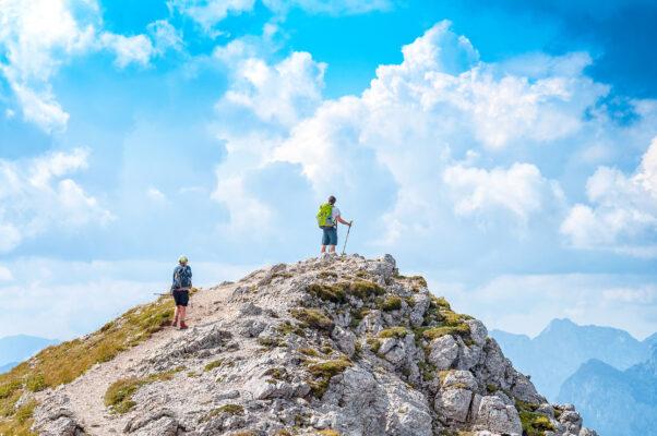 Österreich Kärnten Wandern Berg