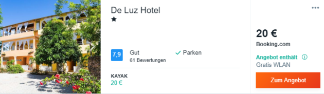 15 Tage Dom Rep Hotel