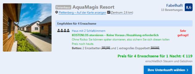 2 Tage AquaMagis