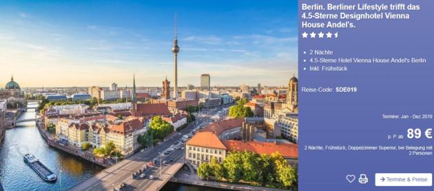 3 Tage Berlin