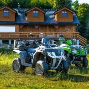 6 Tage in Traumvilla in Polen mit Wellness, Billard & Quad-Tour ab 263€ p.P.