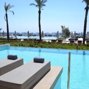 Luxus: 8 Tage auf Rhodos im TOP 5* Hotel mit Frühstück, Privatpool, Flug & Transfer ab 599€