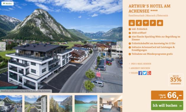 Achensee Österreich
