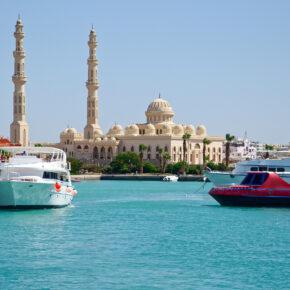 Ägypten: 7 Tage im TOP 5* Hotel in Hurghada mit All Inclusive, Flug & Transfer nur 282€