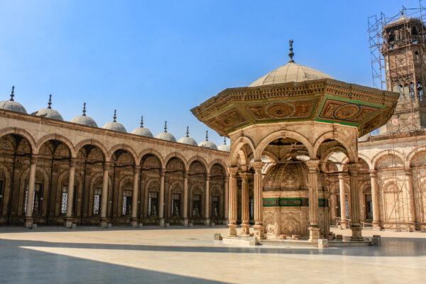Ägypten Kairo Moschee