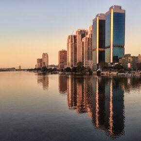 Ägypten Kairo Skyline