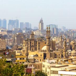 Ägypten Kairo Stadt