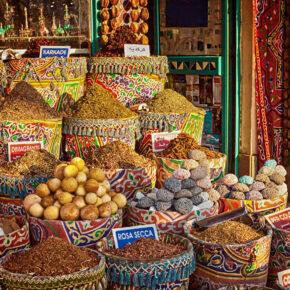 Aegypten Sharm el Sheikh Markt