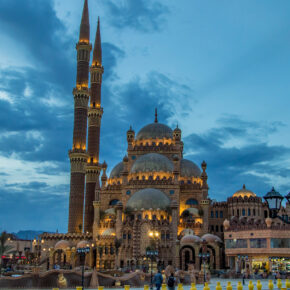 Aegypten Sharm el Sheikh Moschee