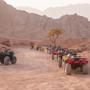 Aegypten Sharm el Sheikh Quad