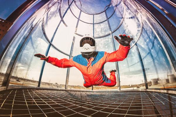 Bodyflying Windtunnel