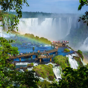Die besten Sehenswürdigkeiten in Brasilien