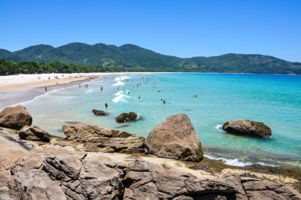 Brasilien Lopes Mendes Strand