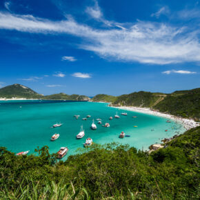 Ab nach Brasilien: 9 Tage mit 4* Hotel am Strand, Frühstück, Flug & Pool mit Meerblick nur 387€