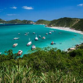 Brasilien: 9 Tage im 3* Hotel am Strand mit Pool mit Meerblick, Frühstück & Flug nur 387€