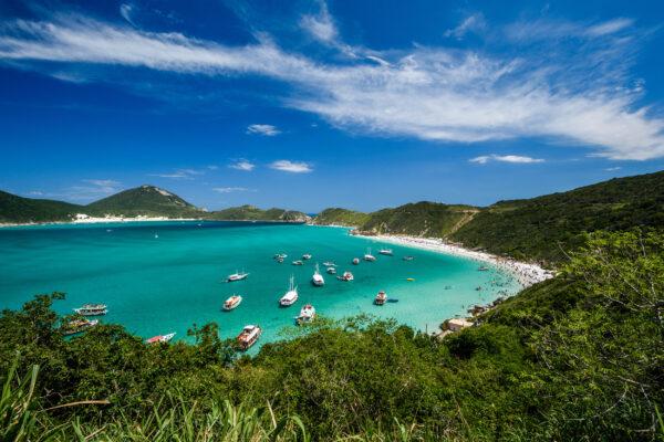 Brasilien Pontal do Atalai Strand