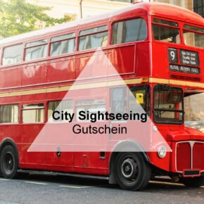 City Sightseeing Rabatt: Sichert Euch den 10% Gutschein auf Hop-on/Hop-off Touren