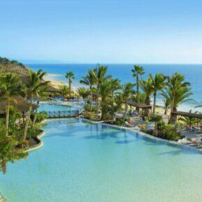 Kanaren: 7 Tage Fuerteventura im 4* Hotel mit All Inclusive, Flug, Transfer & Zug nur 592€