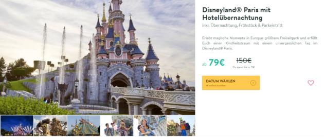 Disneyland Paris Angebote Mit Hotels Fruhst Ab 79 Urlaubstracker