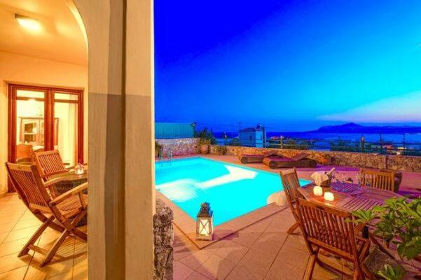 Ferienhaus Kreta Plaka