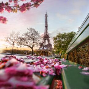 Wochenende im Sommer in Paris: 3 Tage in der Stadt der Liebe mit Hotel nur 39€