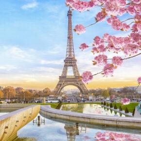 Stadt der Liebe: 3 Tage Paris im 3* oder 4* Hotel Eurer Wahl inkl. Frühstück für 55€