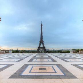Paris Hotelgutschein: Reist am Wochenende flexibel in die Stadt der Liebe mit 4* Hotel & Frühstück für 39,99€