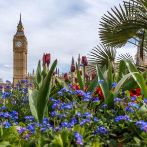 Städtetrip: 3 Tage in London mit zentraler Unterkunft & Flug nur 44€