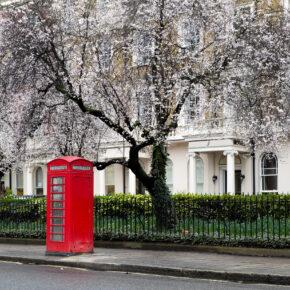 Wochenende bei der Queen: 4 Tage London mit toller Unterkunft, Frühstück & Flug nur 72€