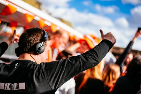 Kings Day Amsterdam Party