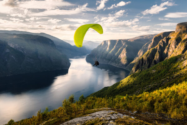 Paragliding Tandemflug