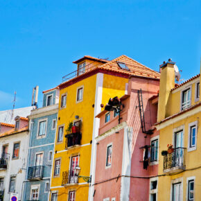 Wochenende in Lissabon: 3 Tage mit zentraler Unterkunft, Frühstück & Flug nur 71€
