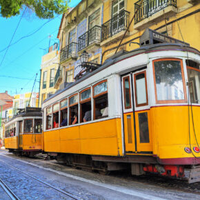 Wochenendtrip nach Lissabon: 3 Tage mit zentraler TOP Unterkunft & Flug nur 42€