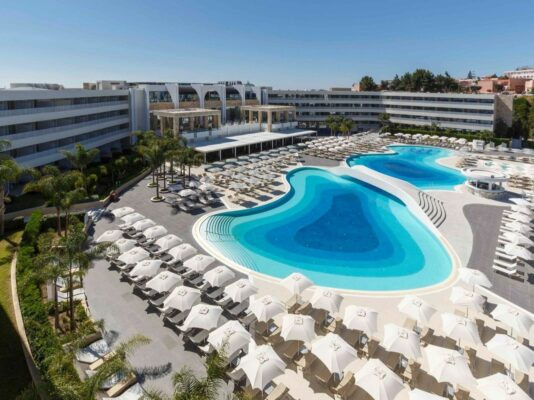 Princess Andriana Resort Rhodos